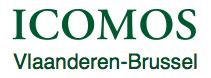 Logo ICOMOS Vlaanderen-Brussel